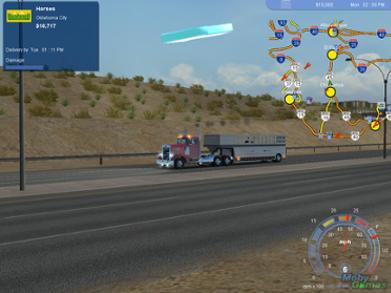 игры симуляторы вождения грузовиков по бездорожью